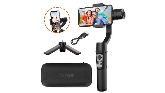 Stabilizer for phone camera 2019