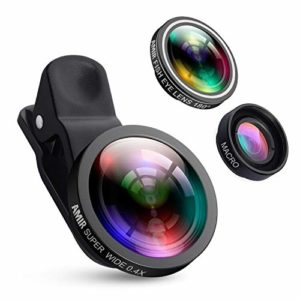 best mobile phone camera lens