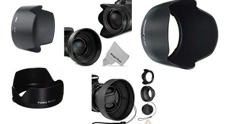 Best Camera Lens Hood You Need to Buy in 2019