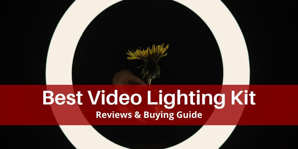Best Video Lighting Kit for TikTok