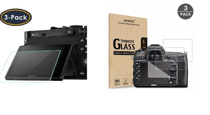 Best SDLR Camera Glass Protector