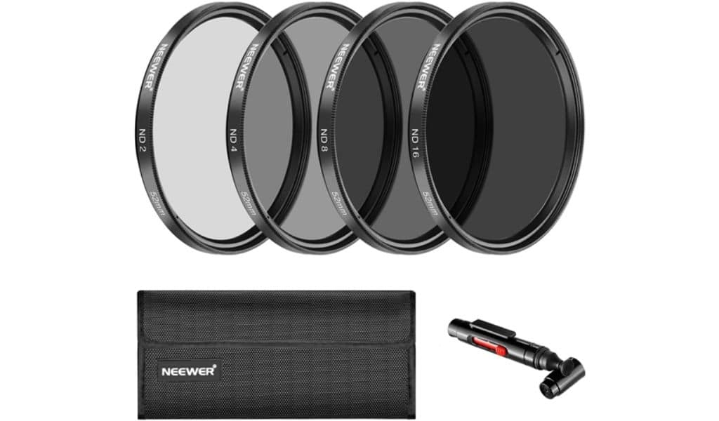 Neewer Neutral Density Filter for landscape photography