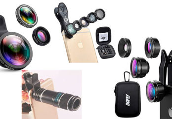 best mobile phone camera lens 2019
