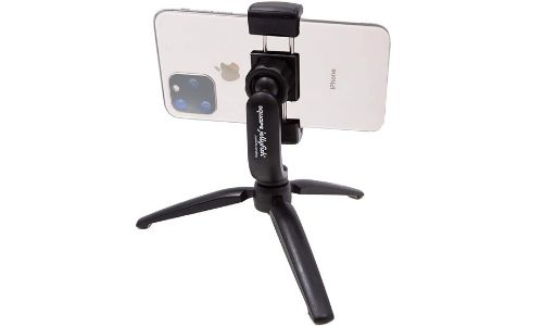 Square Jellyfish Jelly Grip is the best Tripod for Phone