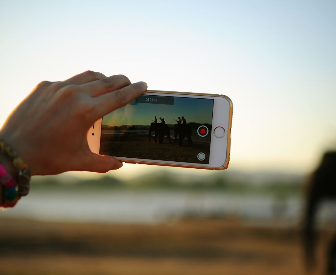 how to make video on your smartphone