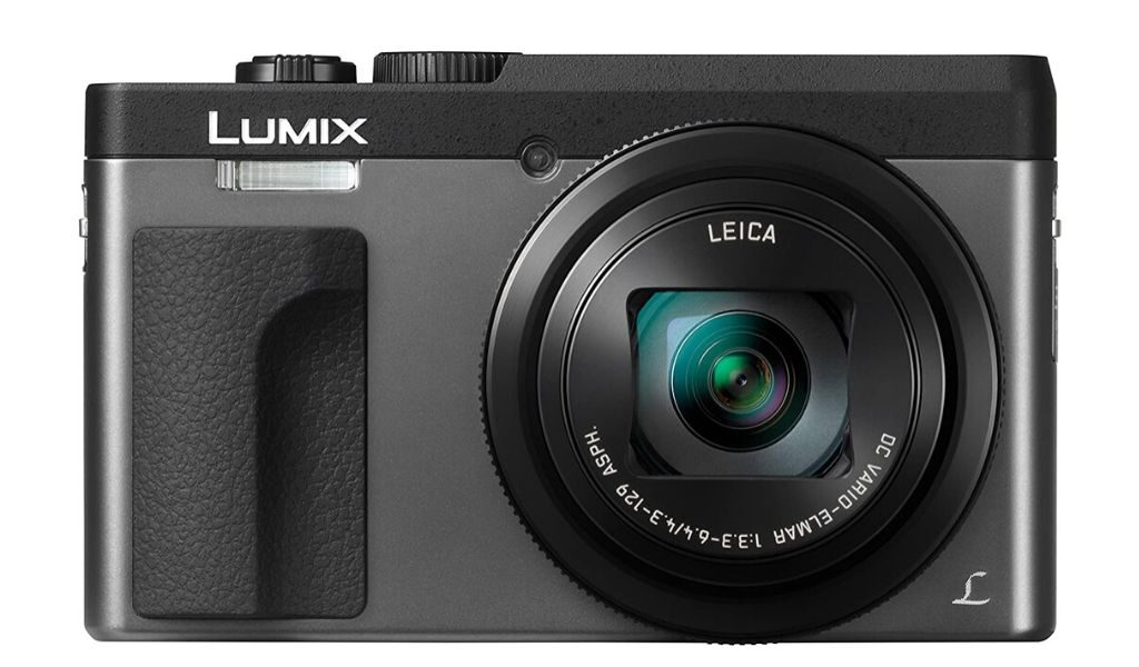 Panasonic LUMIX DC-ZS70S Camera with flip screen under 300