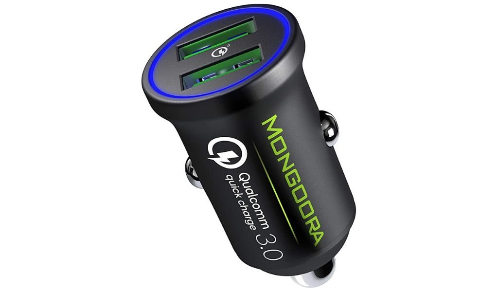MONGOORA - Qualcomm Quick 3.0 Car Charger_