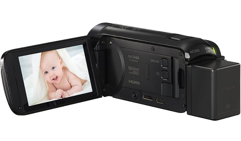 best camcorder for YouTube videos