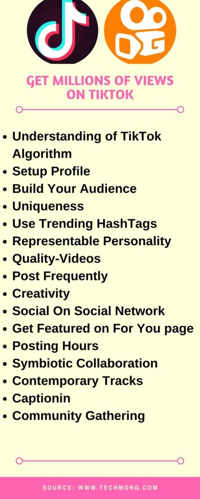 How to get more views on TikTok step by step guide