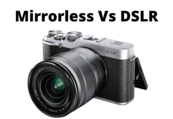 Mirrorless Vs DSLR for beginners (1)