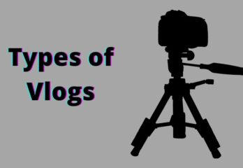 different Types of Vlogs on YouTube