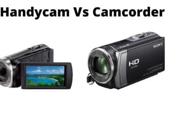 Difference between Handycam and Camcorder:: Handycam Vs Camcorder