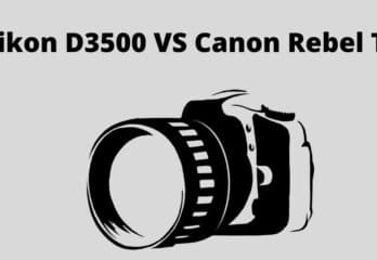 Nikon D3500 VS Canon Rebel T7